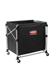 Large Foldable Horizontal Cart, Executive X-Cart #RB188175000