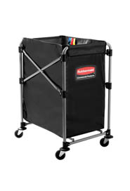 Small lateral Foldable Cart Executive Series X-Cart #RB188174900