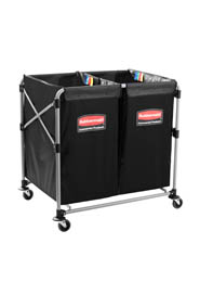 Chariot rétractable double Executive Series X-Cart #RB188178100