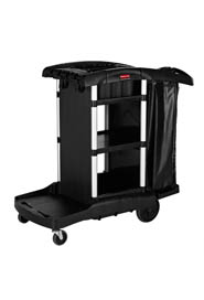 Janitor Cleaning Cart of High Capacity Executive Series #RB186142900