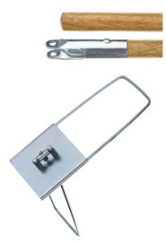 Dust Mop Frame and Handle Breakaway #AG012618000