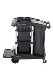 Janitor Cleaning Cart with Removable Bins Executive Series #RB186142800