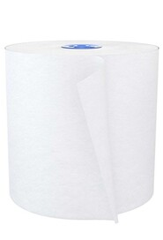 White Paper Hand Towel, 775' Capacity Roll Cascades Signature #CC00T116000
