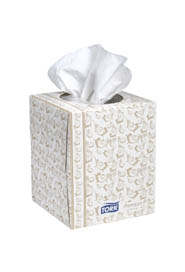 Facial Tissue in Cubic Box Tork Premium #SCTF6910000
