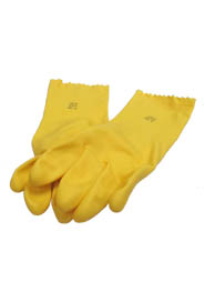 Embossed Dishes Latex Gloves #TR002977000