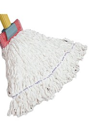 Looped End Wet Mop Wide Band Rubbermaid #RB00T300000