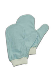 Microfiber Glass/Mirror Mitt with Thumb Rubbermaid HYGEN #RB00Q651BLE