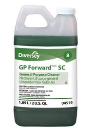 High Performance General Purpose Cleaner GP Forward Solution Center #JH004519000