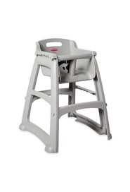 Children High Chair without Wheels with Protection Microban #RB781408PLA