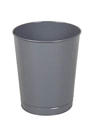 Open Top Wastebasket #RB00WB26GRI