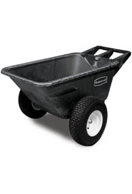 Heavy-Duty Big Wheel Cart 7.5 Cu. Ft. #RB564210NOI