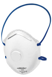Masque respiratoire à simple valve Jackson Safety R10 N95 #KC064240000