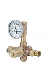 Thermostatic mixing valve 8 gal/min #SES19200000