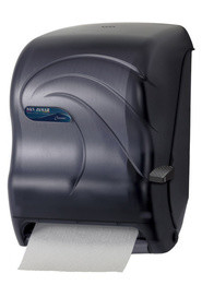 Lever Roll Towel Dispenser Oceans #AL0T1190TBK