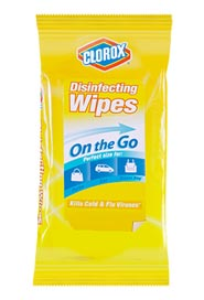 Lingettes désinfectante To Go #CL001404000