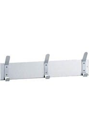 Stainless Steel Wall Hook Strip #BOB232X2400