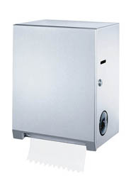 B-2860 Universal Roll Towel Dispenser #BO0B2860000