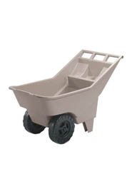 3.25 Cu. Ft. Roughneck Lawn Cart #RB370703PLA