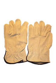 Winter Cow Leather Skin, Foam Lined Gloves #TR0CDV30XXL