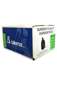 Garbage Bags for Industrial Use 36 X 50 #GO093836100