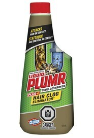 Liquid Plumr, Hair Clog Eliminator #CL001475000