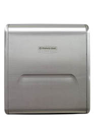 MOD Stainless Steel Recessed Hand Towel Dispenser Housing #KC031498000