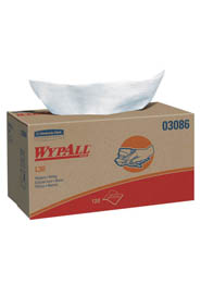 WypAll L30 Wipers in a POP-UP box #KC003086000