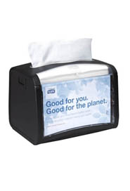 Tork Xpressnap Signature Tabletop Napkin Dispenser #SCTO6232000