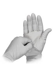 Sterile Sterling Nitrile Glove, Kimtech Pure G3 #KC011821000