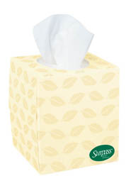 Surpass 100% Recycled Fiber Facial Tissue #KC021295000