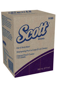 Scott Hair & Body Wash #KC091320000
