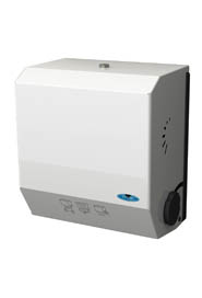 Mechanical Hands Free Towel Dispenser, Surface Mounted #FR10960W000