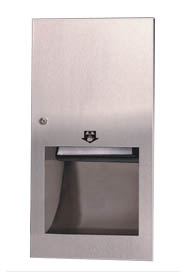 Frost Hand Free Automatic Roll Towel Dispenser #FR13570B000