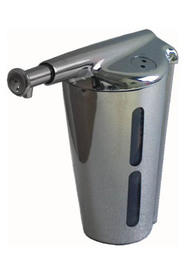 Liquid Soap Dispenser Chrome Plated Body #FR705100000
