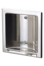 Recessed Soap Holder #FR001132000