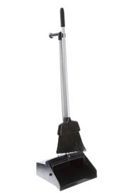 Lobby Dust Pan with Lobby Broom #AG010281000