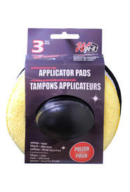 "Kit 3 in 1, 5"" applicator pads #WI0RWA3P000"