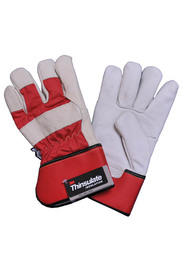 Deluxe cowhide gloves with Thinsulate C150 lining #SERFC29TH0L