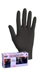Nitrile Gloves 6mm - Powder Free #SE0DN1060XL