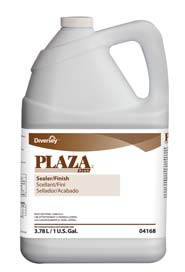 Floor Finish and Sealer Plaza from Johnson #JH004168000