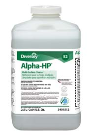 All-Purpose Cleaner with Hydrogen Peroxide Alpha-HP #JH340151200
