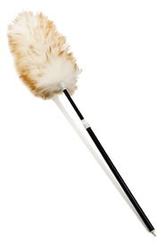 Lambswool Duster with Telescoping Plastic Handle #RB09C040000