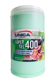 Antibacterial Hand Soap Super Gel 400 #QC000404000