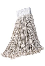 Economy Rayon Wet Mop Wide Narrow #RBV41600BLA