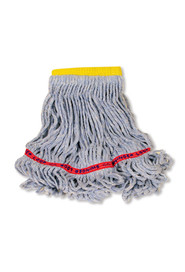 Narrow Band Swinger Loop Shrinkless Wet Mop, 24 oz #RBC21306BLE