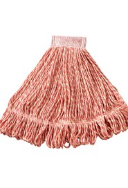 Wide Band Red Super Stitch Blend Mop #RBD25206ROU