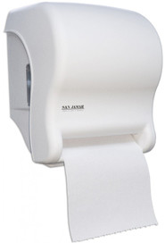 Electronic roll hand towel dispenser, Tear-N-Dry Classic #AL0T8000BLA