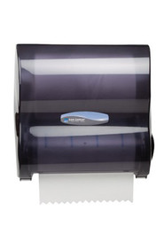 Mechanical touchless roll hand towel dispenser #AL0T7100TBK