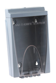 Storage Station for Kitchen Knives, Saf-T-Knife Jr. #ALSTK100600