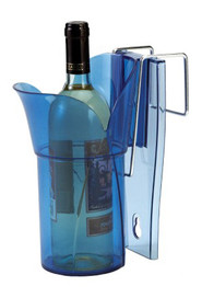 Ice bucket for wine bottle #ALSI7000BG0